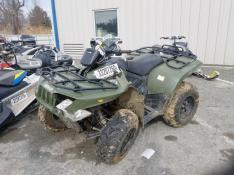 2012 Artic Cat Quad 500