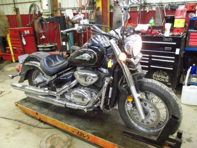 NEW-01-19 Suzuki Boulevard, Intruder Volusia 800