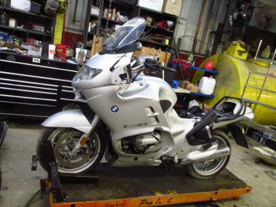 NEW-BMW R1150 RT