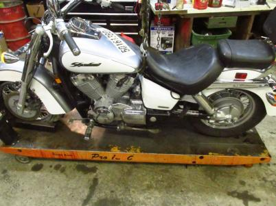 NEW-2006 Honda Shadow Aero 750