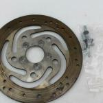 2006 harley-davidson road king OEM REAR ROTOR BACK BRAKE DISC 41797-00