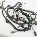 NEW-2004 harley-davidson dyna OEM MAIN ENGINE WIRING HARNESS MOTOR WIRE LOOM