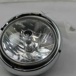 2010 harley-davidson electra glide OEM SINGLE HEADLIGHT HEAD LAMP LIGHT
