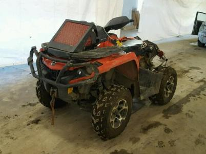 NEW Can-Am 2013 Outlander 650 XT